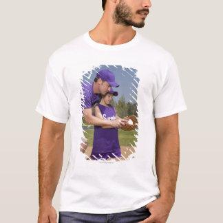 T-shirt Joueur de enseignement d'équipe de minimes