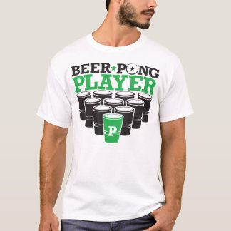 T-shirt Joueur de puanteur de bière
