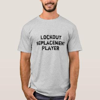 T-shirt Joueur de rechange de Nhl