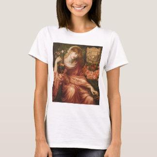 T-shirt Joueur romain d'harpe de Rossetti