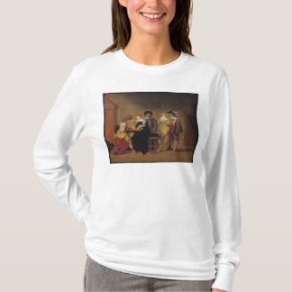 T-shirt Joueurs de backgammon
