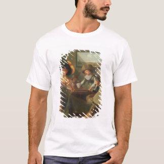 T-shirt Joueurs de backgammon, XVIIème siècle