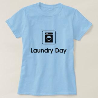 T-shirt Jour de blanchisserie