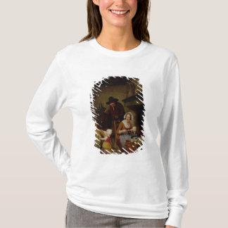 T-shirt Jour de crêpe, 1845