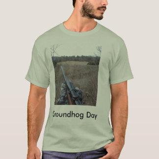 T-shirt Jour de Groundhog