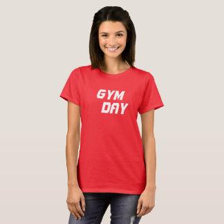 T-shirt jour de gymnase