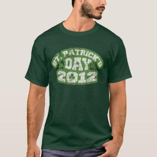 T-shirt Jour de la Saint Patrick 2012