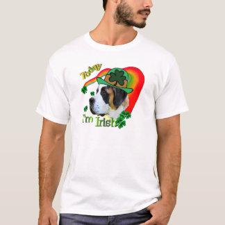 T-shirt Jour de la Saint Patrick de St Bernard