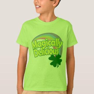 T-shirt Jour de la Saint Patrick en pastel comme par magie