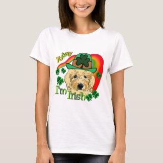 T-shirt Jour de la Saint Patrick Goldendoodle