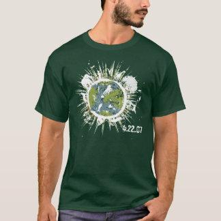 T-shirt Jour de la terre III - pour les chemises foncées