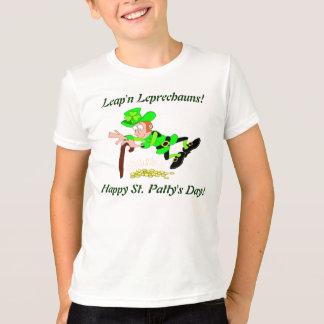 T-shirt Jour de St Patty heureuse ! !