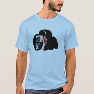 T-shirt jour de vapeur