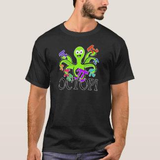 T-shirt Jour des poulpes pi