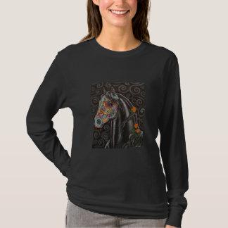 T-shirt Jour du cheval mort
