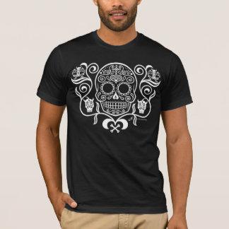 T-shirt Jour du crâne mort de sucre