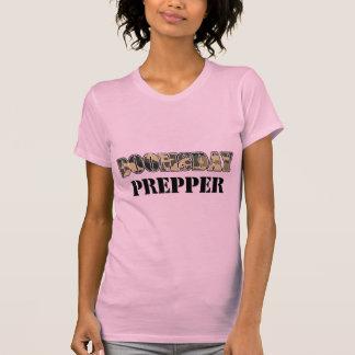 T-shirt Jour du Jugement dernier Prepper