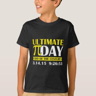 T-shirt Jour final de pi