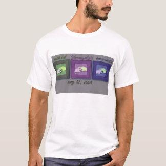 T-shirt Jour national de conscience de fibromyalgie