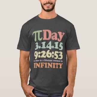 T-shirt Jour vintage 2015 de pi