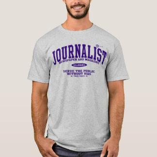 T-shirt Journaliste