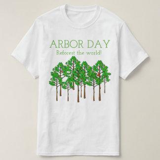 T-shirt Journée de l'arbre