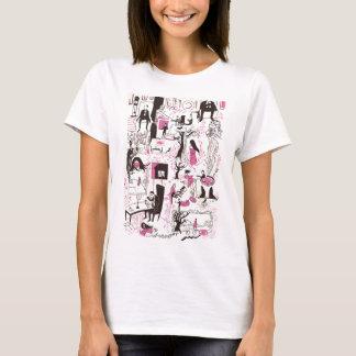 T-shirt Journée entière par TheOneOfCrows