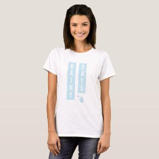 T-shirt Jours #O1 pluvieux
