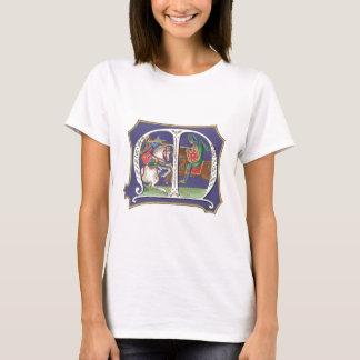 T-shirt Joute médiévale
