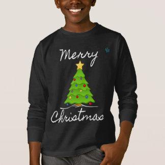 T-shirt Joyeux arbre de Joyeux Noël