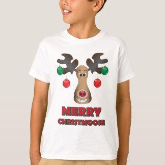 T-shirt Joyeux Christmoose !