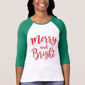 T-shirt Joyeux et lumineux
