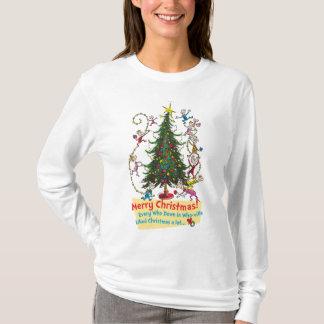 T-shirt Joyeux Noël classique de Grinch | !