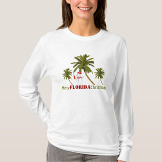 T-shirt Joyeux Noël de la Floride