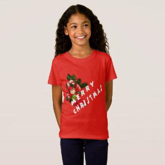 T-Shirt Joyeux Noël Elf