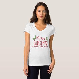 T-shirt Joyeux Noël et bonne année