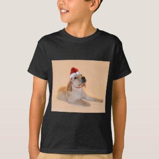 T-shirt Joyeux Noël - laboratoire jaune