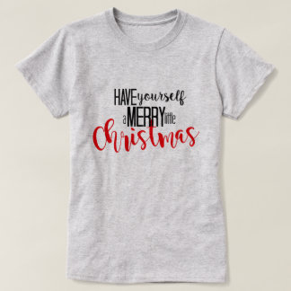 T-shirt Joyeux petit Noël