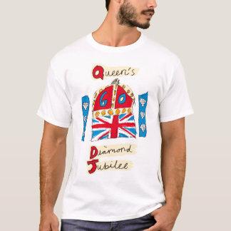 T-shirt Jubilé de diamant de la Reine Elizabeth II