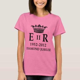 T-shirt Jubilé de diamant d'ER II