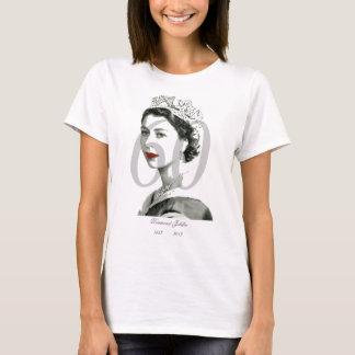 T-shirt Jubilé de diamant QE2