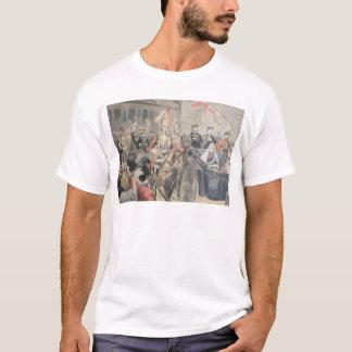 T-shirt Jubilé de la reine d'Angleterre