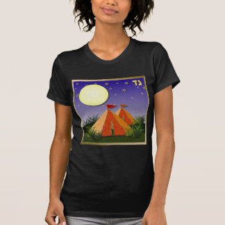 T-shirt Judaica 12 tribus de l'Israël Gad