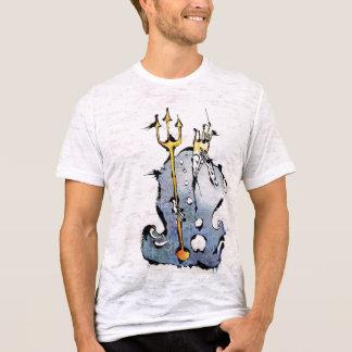 T-shirt jugement de poseidon