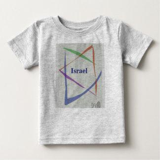 T-shirt juif de bébé de conception
