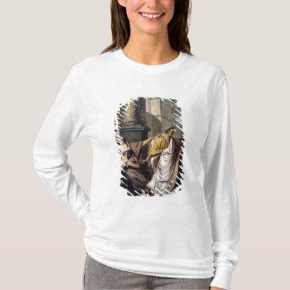 T-shirt Jules César sur son chemin au sénat