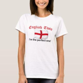 T-shirt Jumeau anglais parfait