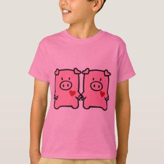 T-shirt Jumeau krouik-krouik
