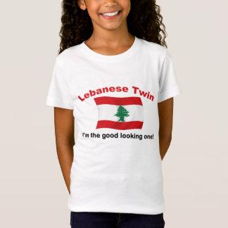T-Shirt Jumeau libanais - le bel