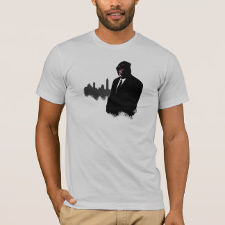 T-shirt jungle concrète